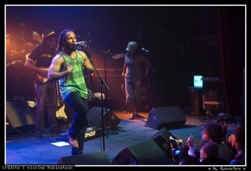 Ziggy Marley  en concert