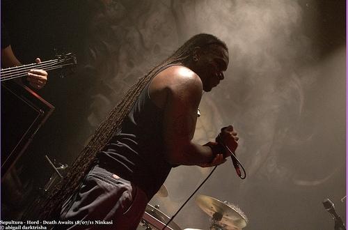 Sepultura + Hord + DeathAwaits en concert