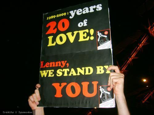 Lenny Kravitz + Chris Cornell en concert