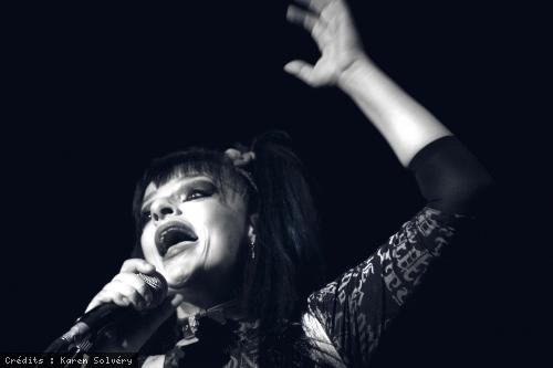 Nina Hagen en concert