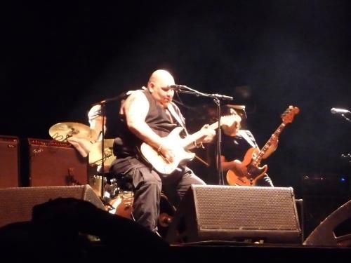 Popa Chubby + Walter Trout en concert