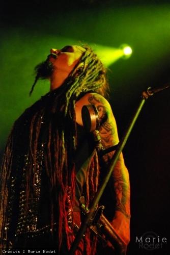 Nahemah + Leprous + Amorphis en concert