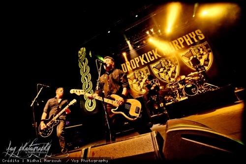 Dropkick Murphys en concert