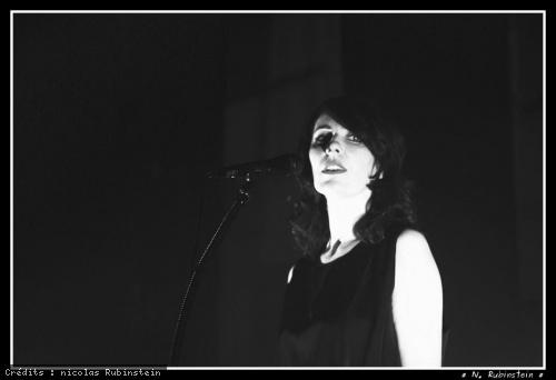 La Grande Sophie en concert