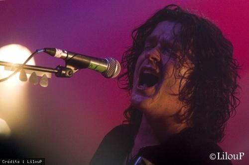 Anathema + Amplifier en concert