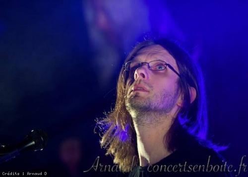 Steven Wilson en concert