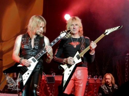 Judas Priest + Blind Guardian + U.D.O. en concert