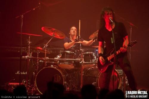 Gojira + Slayer  en concert