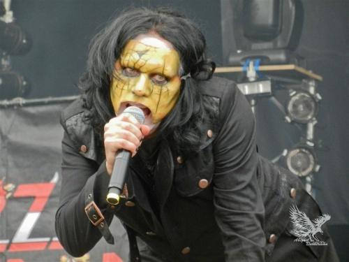 Lizzy Borden + Street Dogs + Unisonic + Gotthard + Turbonegro + Dropkick Murphy's + Megadeth + King Diamond (Hellfest 2012) en concert