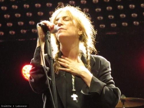 Patti Smith + Bénabar + Peter Doherty + Dub Inc (Fête de l'Huma 2012) en concert