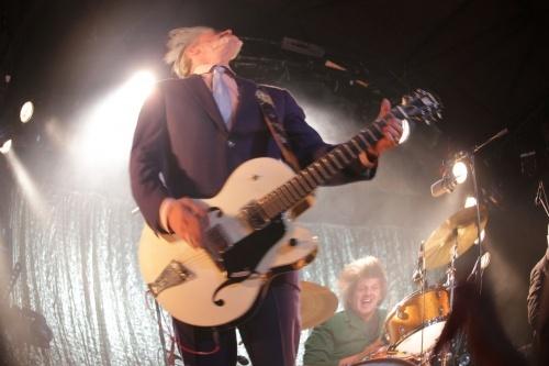 Triggerfinger + John Fairhurst en concert