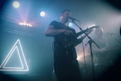 Alt-J + Haim (Festival Les Inrocks 2012) en concert