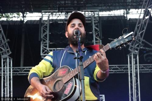 Festival Soirs d'été 2013 :  Tété + Jil is Lucky en concert