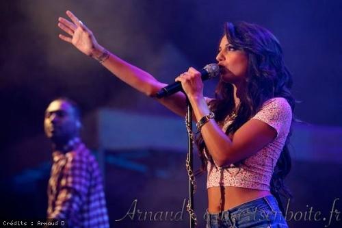 Tal + Nadéah (Musiks à Manosque) en concert