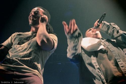 Dub Inc + Broussaï en concert