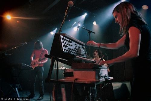 Soirée Gonzaï : Marvin  en concert