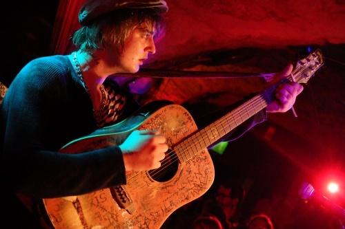 Pete Doherty en concert