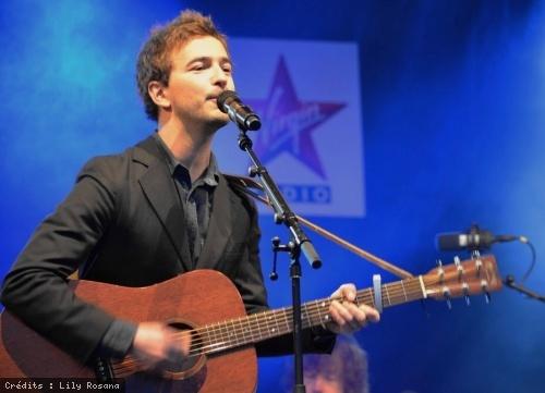 Renan Luce et Irma en concert