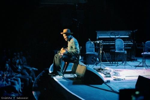 Ben Harper en solo en concert