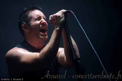 Nine Inch Nails en concert