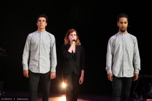 Les Francofolies de la Rochelle 2014 : Christine And The Queens  en concert