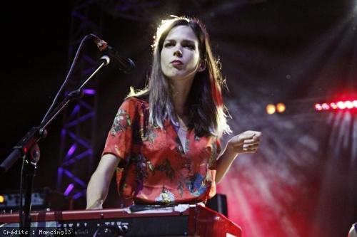 Breton, La Femme, Isaac Delusion (Festival Pantiero 2014) en concert