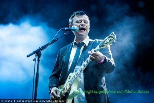 Cee Lo Green - Napra - Manic Street Preachers (Sziget Festival 2014) en concert