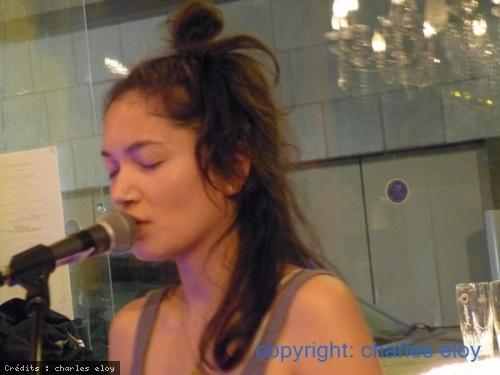 Evy Jane en concert