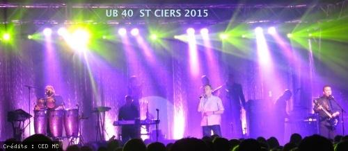 UB 40 en concert