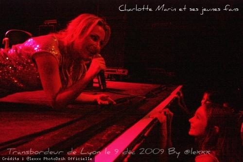 Charlotte Marin en concert