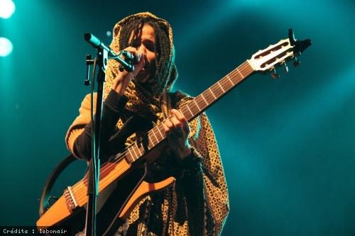 Nneka en concert