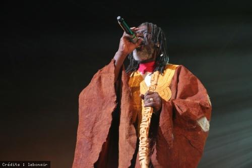Tiken Jah Fakoly (feat. Patrice et Nneka) en concert
