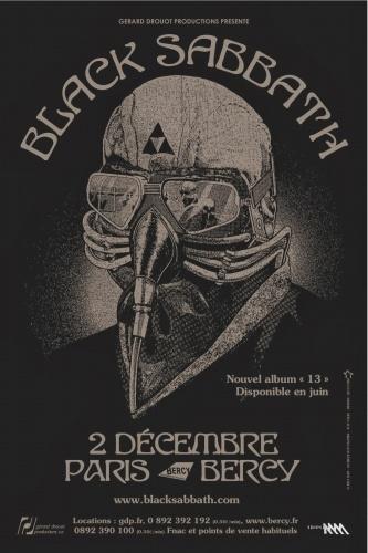 Black Sabbath + Uncle Acid & The Deadbeats en concert
