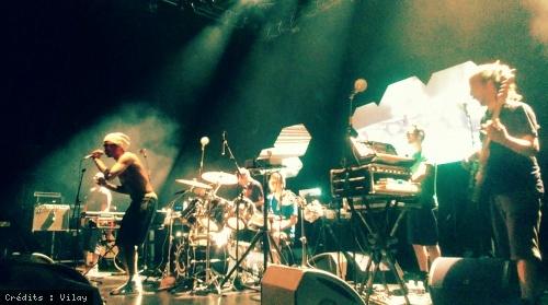 High Tone meets Oddateee en concert