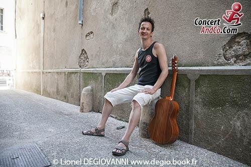 Guillaume Farley en concert