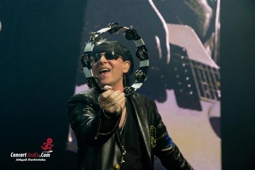Scorpions + Europe en concert