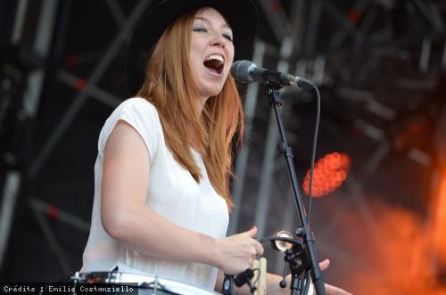 Interview du groupe Shake Shake Go dans le cadre du festival Musilac 2016 en concert