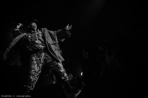 Skunk Anansie + The Pearl Harts en concert