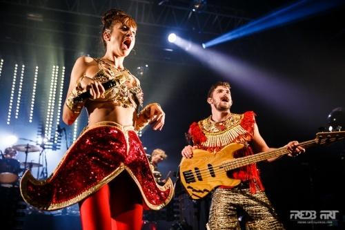 DELUXE + THE PORTALIS en concert