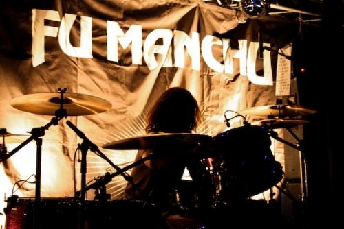 Fu Manchu + Bukowski en concert