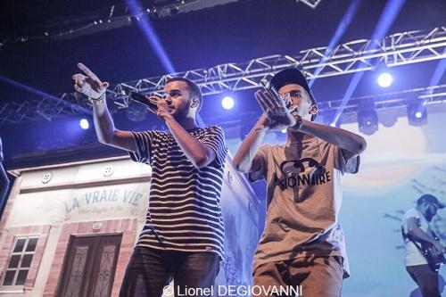 Bigflo & Oli + Berywam en concert