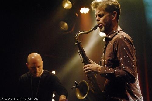 Donny McCaslin en concert