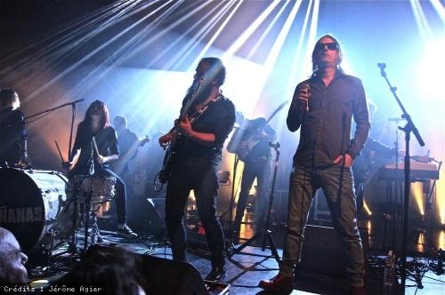 The Limiñanas (avec Anton Newcombe, Bertrand Belin et Emmanuelle Seigner en invités) en concert