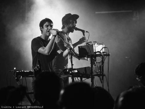 Vox Low en concert