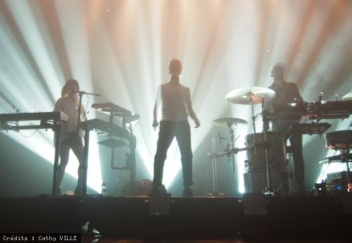 Jeanne Added + Laake (Festival Riddim Collision 2018) en concert