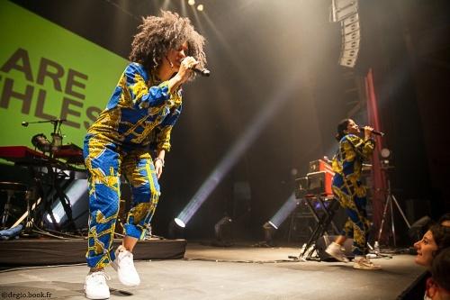 Ibeyi en concert