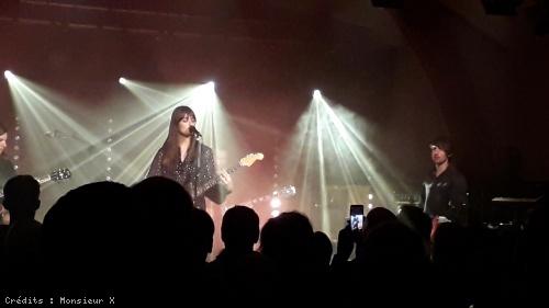 Clara Luciani en concert