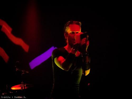 Ours + The Revel + Chris Shinn en concert