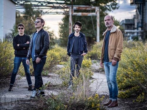 Interview du groupe Vox Low en concert