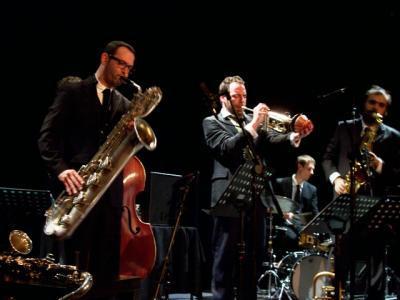 Christophe LeLoiL Sextet 'E.C.H.O.E.S.' en concert